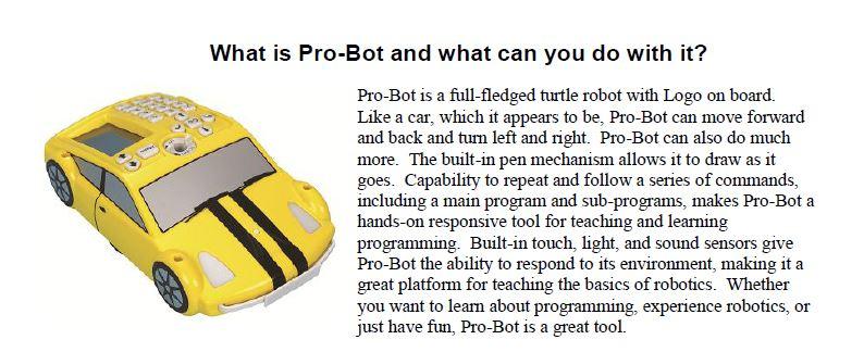 Pro-Bot
